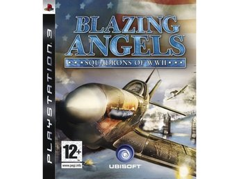 Blazing Angels - Squadrons Of WWII - Playstation 3