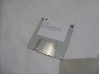 Apple Disk Tools Macintosh Powerbook 5300/2300/190 and PowerPC Hardware