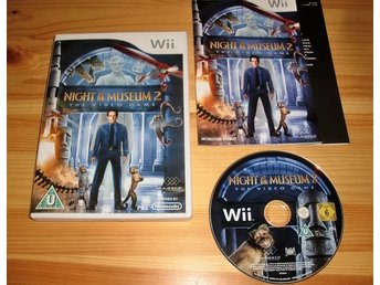 Wii: Night at the Museum 2