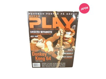 "Super Play, Nr 46 1999 ""Donkey Kong 64"""