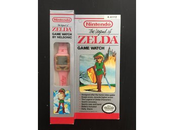 Zelda gamewatch (pink)