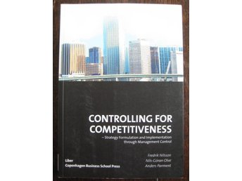 #REA#CONTROLLING FOR COMPETITIVNESS -STRATEGY FORMULATION