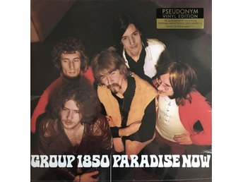 GROUP 1850 - PARADISE NOW NY 180G LP GATEFOLD