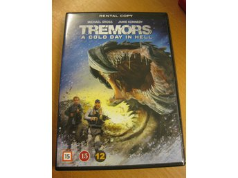 TREMORS (6) : A COLD DAY IN HELL - MICHAEL GROSS, JAMIE KENNEDY - DVD MAJ 2018