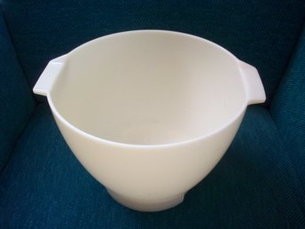 degbunke SKÅL 4 liter , assistent Kenwood, HUGIN, bowl