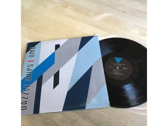 Orchestral Manoeuvres In The Dark OMD Dazzle Ships   LP