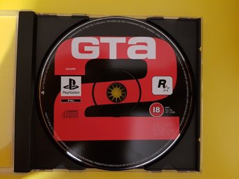 GTA 2 / Grand Theft Auto 2 / PAL / Enbart skivan!