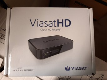 Viasat HD box