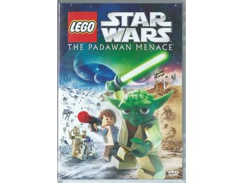 Lego Star Wars - The Padawan menace - Svenskt tal
