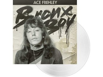 Ace Frehley -Bronx boy mlp WHITE vinyl with OBI ltd 200 KISS