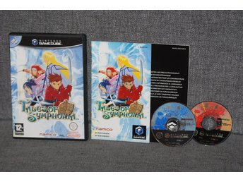Tales of Symphonia Gamecube GC