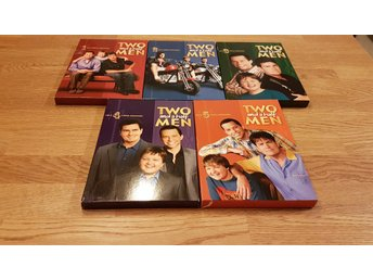 Two And A Half Men Säsong 1 - 5 - DVD