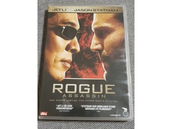 DVD Film Rogue assassin