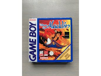 Game Boy GB: Aladdin EUR