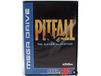 Pitfall The Mayan Adventure (Svensk Version)