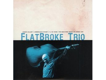 Flatbroke Trio, The - EP - 7'' NY - FRI FRAKT