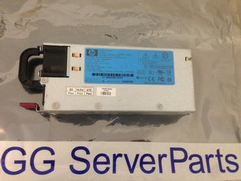 HP Hot-plug PSU 460W 511777-001 till G6 / G7 Servers