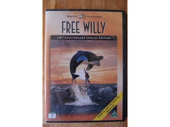"""Free Willy - Kult! - """"10th Anniversary Special Edition"""" - Göteborg - Free Willy - Kult! - """"10th Anniversary Special Edition"""" - Göteborg"""