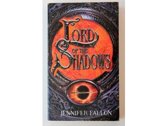 The Second Sons Trilogy Bok 3: Lord of the Shadows