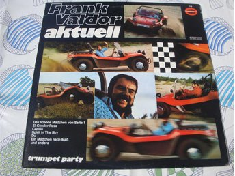 FRANK VALDOR - AKTUELL LP TRUMPET PARTY