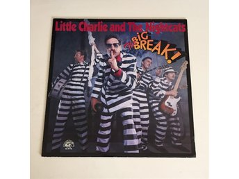 Little Charlie And The Nightcats - The Big Break (Vinyl LP) blues rock