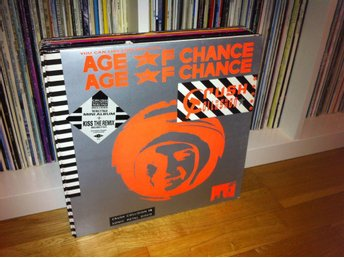 Age of Chance - Crush Collision LP