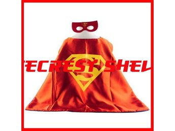 Mantel + Mask , Red Superman