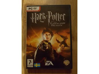 PC spel Harry Potter och den flammade bägaren