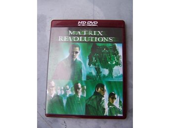 Matrix Revollutions HD DVD