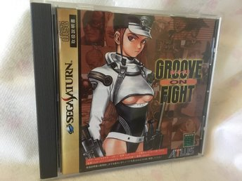 Groove on Fight Komplett + 1mb RAM ATLUS