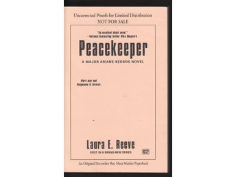 Laura E. Reeve - Peacekeeper - Uncorrected proof (På eng)