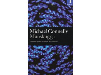 Månskugga, Michael Connelly (Pocket)