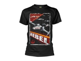 STAR WARS REBEL T-Shirt - Large