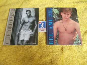 Clifford Baker Bel Ami Edition Euros 1 + 8 Bruno Gmunder Gay Photo Art