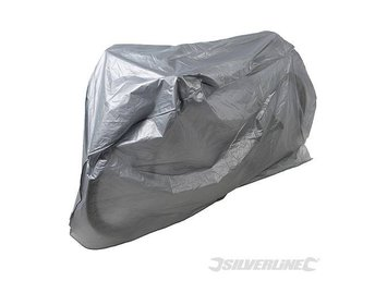 Silverline Bike Cover  2000 x 580 x 1000mm all weather Bike Cover