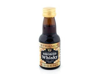 Javascript är inaktiverat. - Jordbro - Strands Smoked Whisky är en essens som innehåller 25 ml som du enkelt blandar med okryddat brännvin och resultatet blir en god whisky med rökig smak. Dela med dig av smaksensationen med vänner och familj så alla får njuta av den här goda - Jordbro