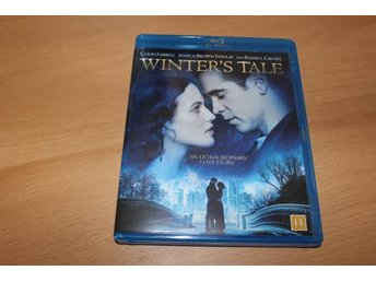 Blu-ray: Winter´s tale (Colin Farrell, Jessica Brown Findlay)