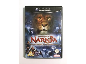 The Chronicles of Narnia: The Lion – spel till Nintendo Gamecube