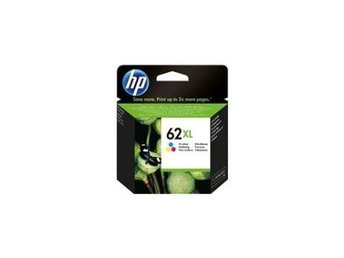 HP 62XL Combo C/M/Y Ink Cartridge
