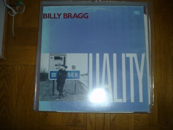 """12"" - Billy Bragg - Sexuality"