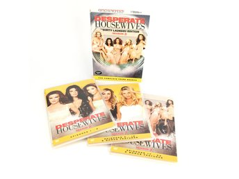 DVD Desperate Housewives säsong 3 The Dirty Laundry Edition