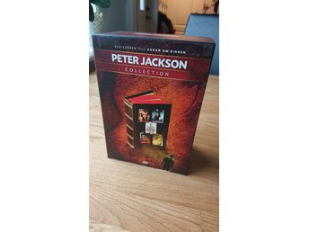 Peter Jackson DVD-box