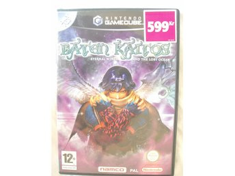 Baten Kaitos: Eternal Wings and the Lost Ocean (Nintendo Gamecube)