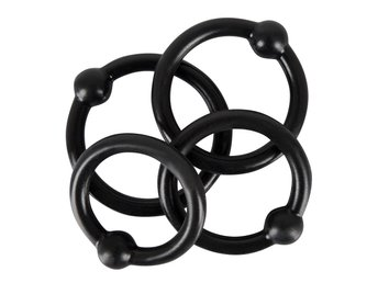 Silicone Cock Rings
