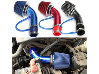 Universal Performance Cold Air Intake Filter Alumimum Ind...