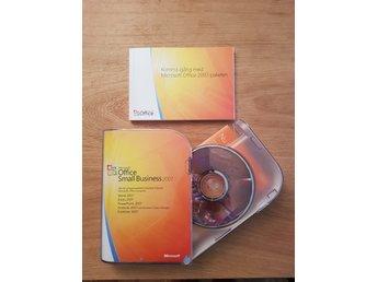 Microsoft Office 2007 Small Business 420142065 Áˆ Sejva Pa Tradera