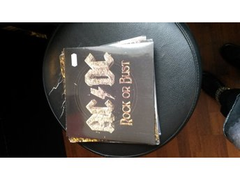"7"" AC/DC - Rock or Bust NY"