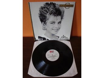 C.C. Catch: Like A Hurricane. Synth-pop/Disco.1987 Dansk LP