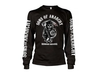 Sons Of Anarchy Långärmad T-shirt Redwood XL