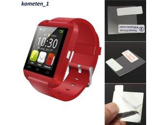 U8 smart watch 2st skärmskydd displayskydd screen protect smartwatch FRI FRAKT - Södertälje - U8 smart watch 2st skärmskydd displayskydd screen protect smartwatch FRI FRAKT - Södertälje